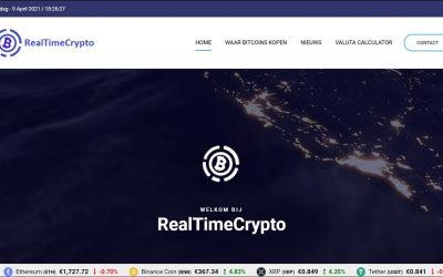 RealTimeCrypto