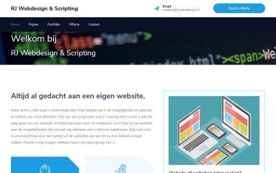 RJ Webdesign & Scripting