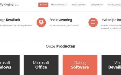 Software-Pakketten