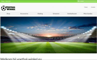 Voetbal-Winkel